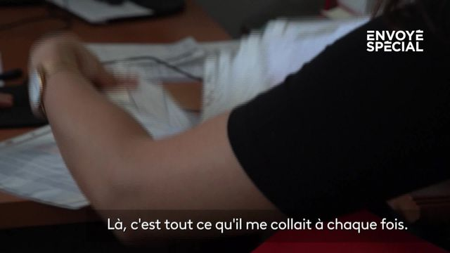 Le bureau des plaintes au commissariat du 15ème arrondissement de Paris