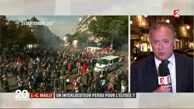 Jean-Claude Mailly : un interlocuteur perdu pour l'Élysée ?