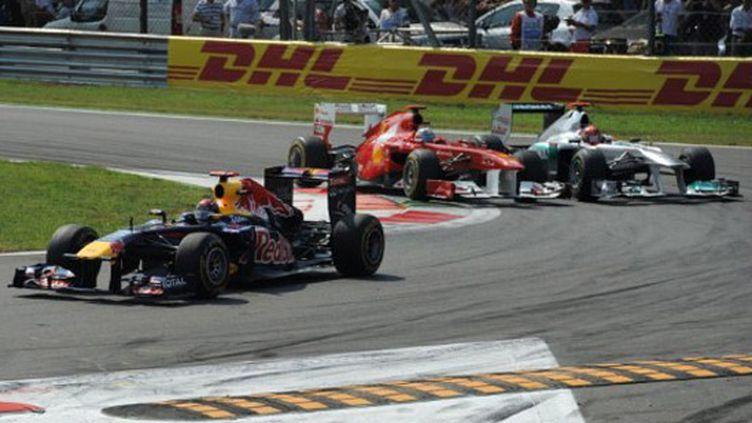 Sebastian Vettel survole le championnat
