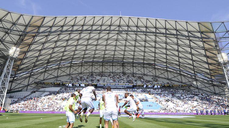 Le Stade Vélodrome (Marseille) (BORIS HORVAT / AFP)