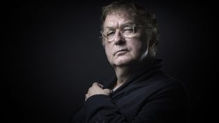 Le producteur Dominique Besnehard à Paris, le 20 juin 2016. (JOEL SAGET / AFP)
