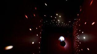 Une boîte de nuit à Saint-Etienne (Loire), le 21 février 2020. (REMY PERRIN / MAXPPP)