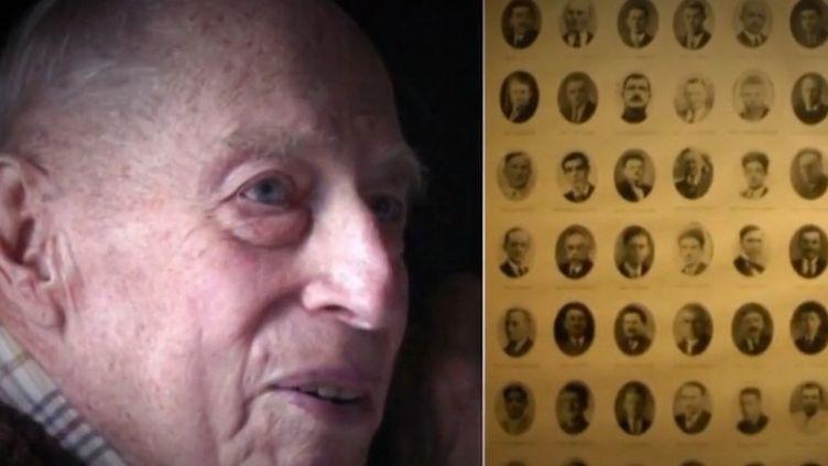 Un ancien SS de 96 ans, impliqué dans un massacre dans le nord de la France en 1944, est décédé. Cet homme devait comparaître prochainement pour avoir tenu des propos négationnistes. (FRANCE 3)