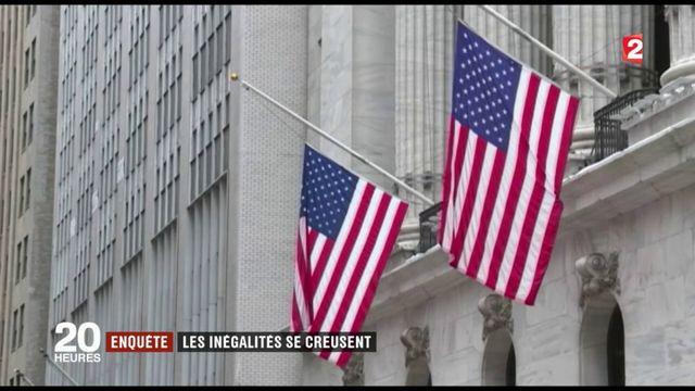 Economie : les inégalités se creusent