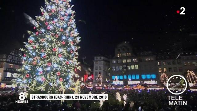 Fusillade à Strasbourg : le marché de Noël, cible privilégiée