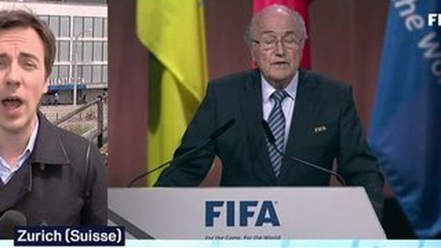 La FIFA à l'heure des comptes