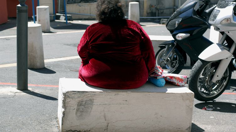 Les personnes souffrant d'obésité vont pouvoir bénéficier du vaccin contre le Covid mi-mai (illustration). (CYRIL SOLLIER / MAXPPP)