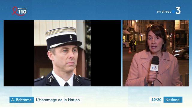 Arnaud Beltrame : des hommages nationaux sont en préparation