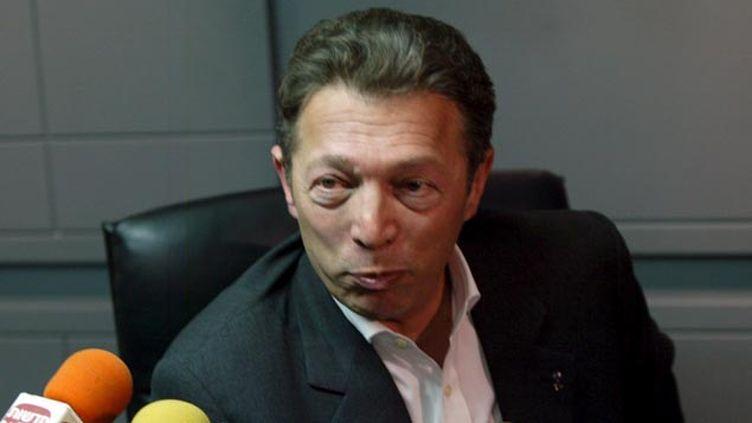 (Arcadi Gaydamak, ici en 2010, s'est constitué prisonnier et a été incarcéré à la prison de Fleury-Mérogis en Essonne © MaxPPP)