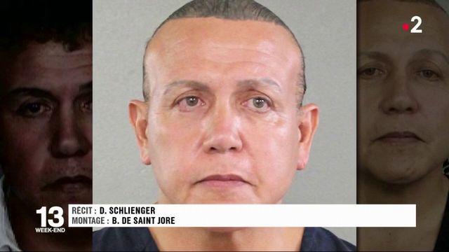 Colis piégés aux États-Unis : qui est Cesar Sayoc, le suspect numéro un ?