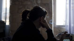 En 2016, cinq millions de Français déclarent n'avoir quasiment aucune relation sociale, selon une enquête du Crédoc* pour la Fondation de France, dévoilée lundi 5 décembre 2016. (MAXPPP)