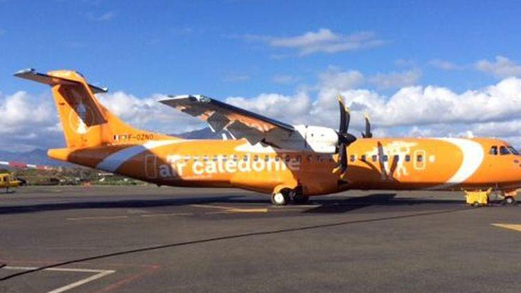 Les rotations aériennes entre les ïles en Nouvelle-Calédonie, ont repris depuis le 4 mai. (NICOLAS FASQUEL / NOUVELLE CALEDONIE 1ERE)