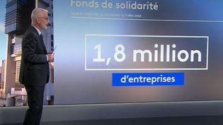 Confinement : le fonds de solidarité concerne de plus en plus d'entreprises (CAPTURE ECRAN FRANCE 2)