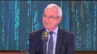 Jean Leonetti, invité de franceinfo le 6 juillet 2019. (FRANCEINFO / RADIOFRANCE)