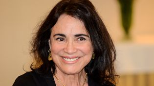 L'actrice brésilienne Regina Duarte (16 octobre 2012) (ALEXANDRE MOREIRA / BRAZIL PHOTO PRESS /AFP)