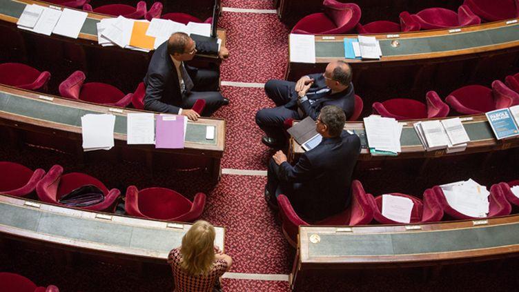 (Les sénateurs ont dit non à la charte européenne des langues régionales. © Maxppp)