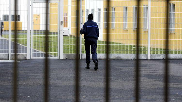Le centre pénitentiaire de Réau (Seine-et-Marne), le 17 novembre 2011. (BERNARD BISSON / SIPA)