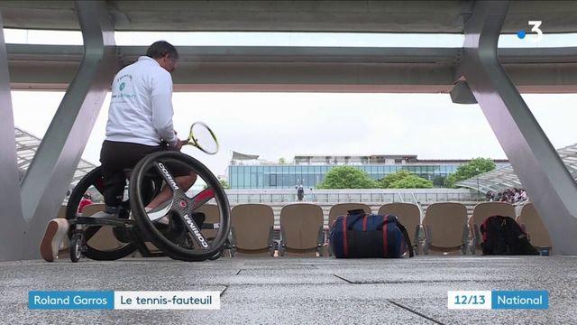 Roland-Garros : à la rencontre du numéro 1 handisport