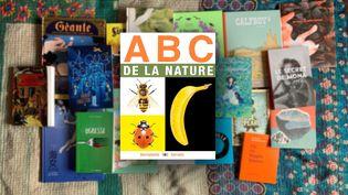 """""""ABC de la nature"""", de Bernadette Gervais, éditions Les Grandes Personnes, 2020 (FRANCEINFO)"""