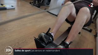 seniors gym salle de sport (FRANCE 2)