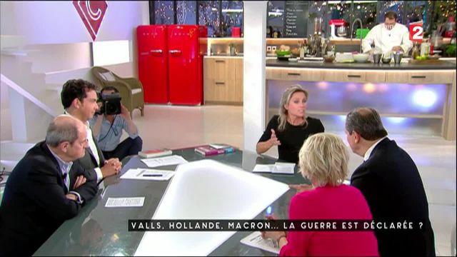 Emmanuel Macron : les réactions à sa candidature