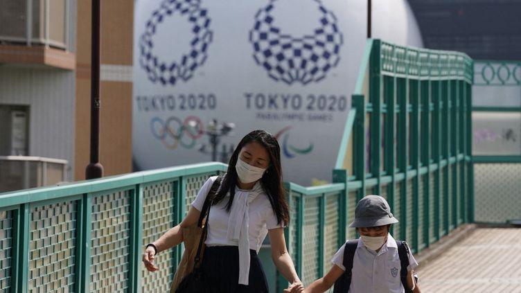 (KAZUKI WAKASUGI / YOMIURI / AFP)
