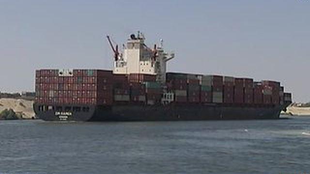 L'Égypte fière de son nouveau canal de Suez