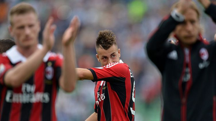 Le jeune attaquant Stephan El Shaarawy
