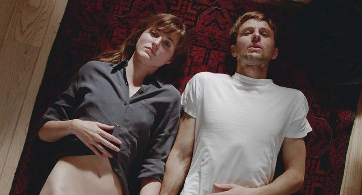 """Renate Reinsve and Anders Danielsen Lie in """"Julie (in 12 chapters) by Joachim Trier (2021).  (OSLO PICTURES)"""