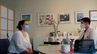 Allemagne : des centres de réhabilitation pour les patients atteints de Covid long (France 3)