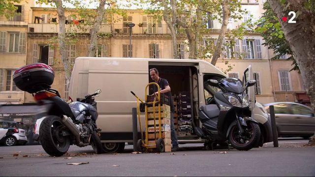 Marseille : un détecteur automatique de plaques d'immatriculation fait cauchemarder les commerçants