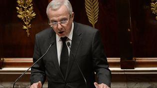 Jean Leonetti, député UMP, à l'Assemblée nationale, à Paris, le 21 janvier 2015. (STEPHANE DE SAKUTIN / AFP)
