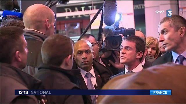 Salon de l'agriculture : une visite sous tension pour Manuel Valls