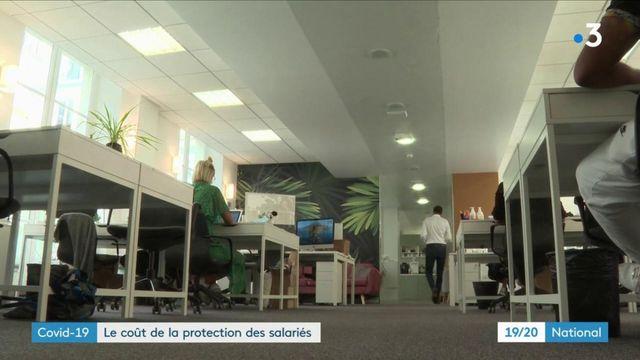 Covid-19 : le coût de la protection des salariés