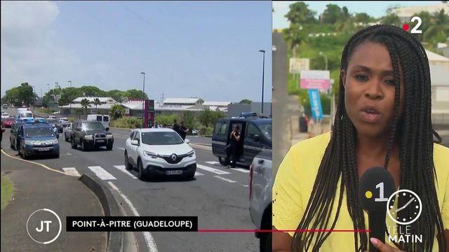 Covid-19 : le confinement a débuté en Guadeloupe