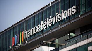 Le siège de France Télévisions, à Paris. (FRANCOIS LAFITE/WOSTOK PRESS / MAXPPP)