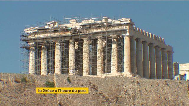 Le pass sanitaire déjà en vigueur en Grèce