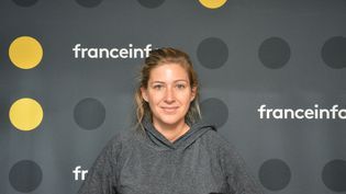 Amanda Sthers (RADIO FRANCE / JEAN-CHRISTOPHE BOURDILLAT)