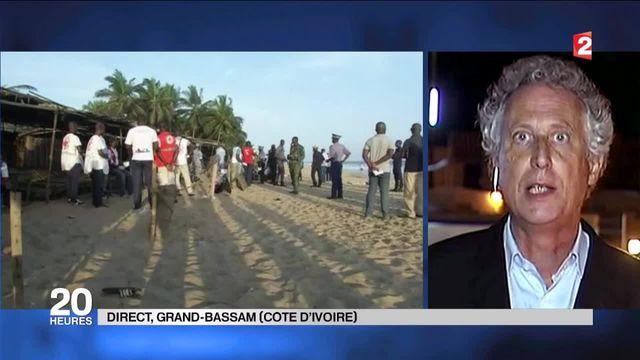 Attentat en Côte d'Ivoire : quatre Français parmi les victimes