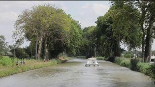 Tourisme fluvial : éloge du temps long sur le canal du Midi (France 3)
