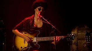 Melody Gardot au Tourcoing Jazz Festival  (France3/Culturebox)