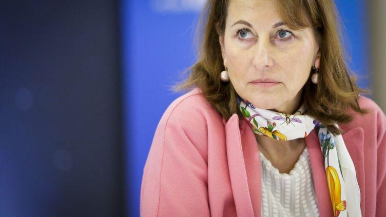Ségolène Royal, le 19 janvier 2017. (MAXPPP)