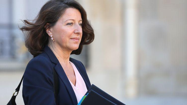 La ministre de la Santé, Agnès Buzyn, le 14 novembre 2018, à Paris. (LUDOVIC MARIN / AFP)