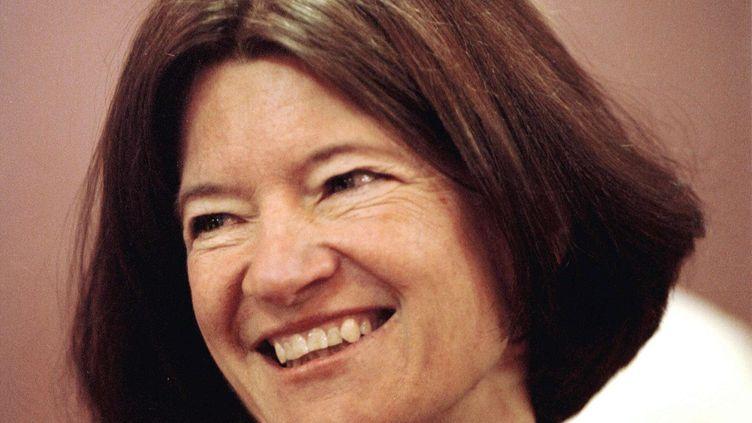 L'astronaute Sally Ride, ici en 2003, avait effectué son premier vol dans l'espace en 1983. (DEBRA REID / AP / SIPA)