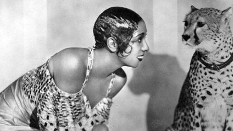 Joséphine Baker, photographiée dans les années 20. (AFP -  CULVER PICTURES - THE ART ARCHIVE - THE PICTURE DESK)