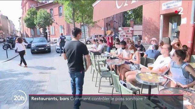 Pass sanitaire : les restaurants se préparent pour le 9 aout