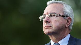 Le député Jean Leonetti (UMP),auteur de la législation actuelle sur la fin de vie, le 14 juin 2013 à Mandelieu-la-Napoule (Alpes-Maritimes). (JEAN-CHRISTOPHE MAGNENET / AFP)