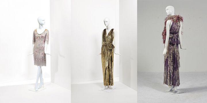 Les 3 modèles emblématiques de la vente aux enchères de la garde-robe Yves Saint Laurent de Catherine Deneuve  (Christie's Images Ltd)