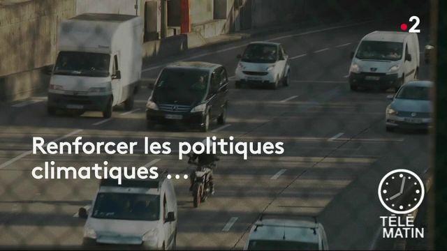 Environnement : le Haut conseil pour le climat met en garde la France