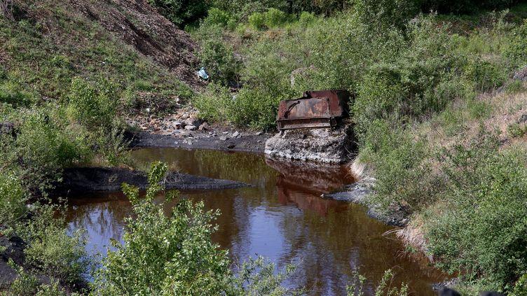 Crassier pollué : le parquet fait appel de la relaxe d'ArcelorMittal Florange (PIERRE HECKLER / MAXPPP)